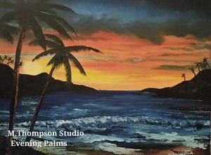 evening palms